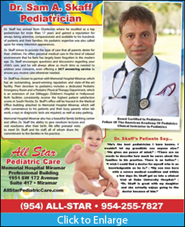 Know our Pediatrician and Pediatric Services